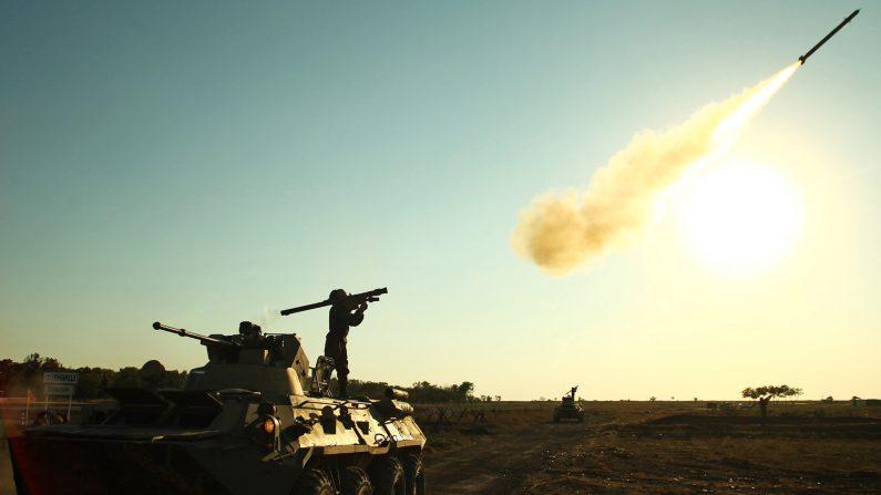 (Foto  VENYAVSKY/AFP/Getty Images)