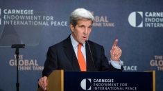 """Kerry denuncia aumento de la """"militarización"""" china en islas en disputa"""