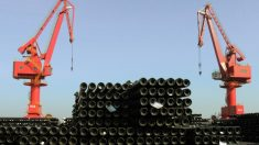 China acelera el dumping del acero en 2016