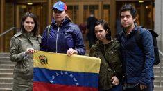 Venezolanos en Miami apoyan enmienda para sacar a Maduro del poder