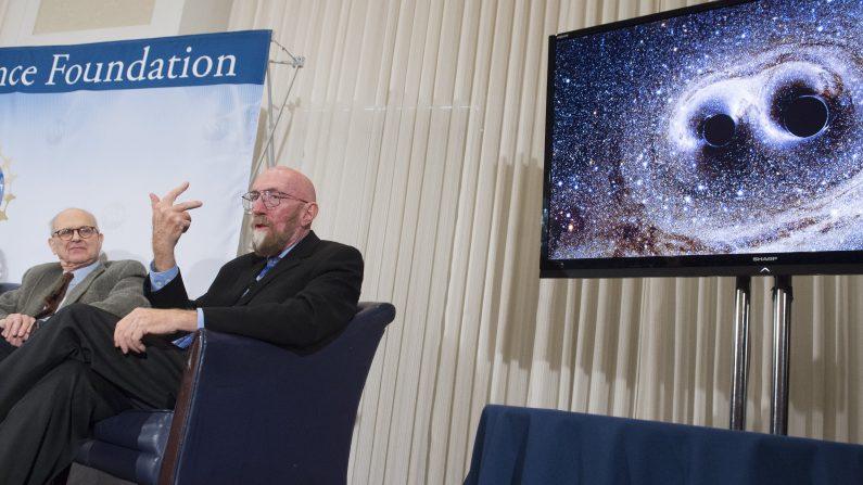 Detección de ondas gravitacionales de Einstein abre nueva ventana al Cosmos. (Foto: SAUL LOEB/AFP/Getty Images)