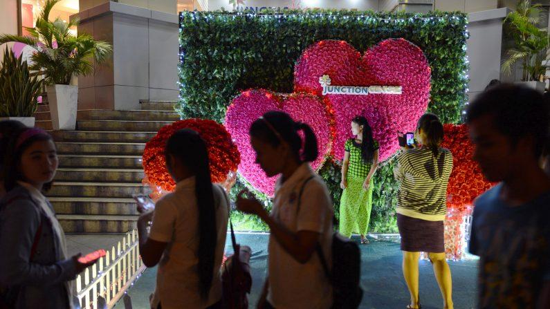 """Revelan los nombres """"más romanticos"""" en Guatemala. (Foto: ROMEO GACAD/AFP/Getty Images)"""