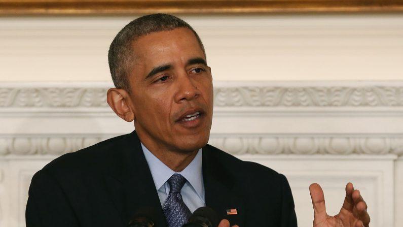 Obama inició en 2011 un acercamiento con Birmania después de dos décadas de tensiones y expresó su deseo de avanzar mediante la diplomacia. (Foto: Mark Wilson/Getty Images)