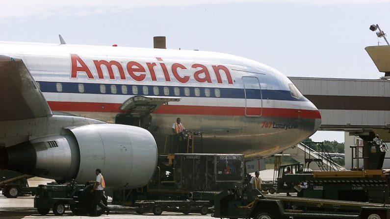 Avión de American Airlines. (Jimenez/Primera Hora/Getty Images)