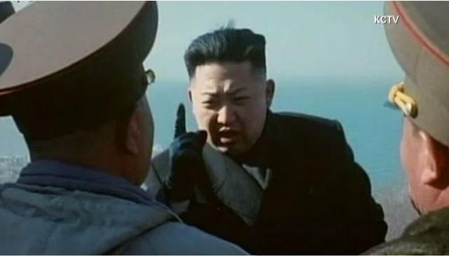 Foto de archivo: Kim Jong Un, líder del régimen de Corea del Norte.