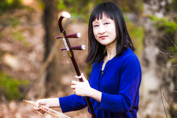 ¿Qué es el violín chino, Erhu?