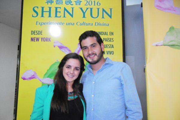 "Shen Yun ""transmite esa búsqueda por alcanzar una perfección espiritual"", destaca abogada mexicana"