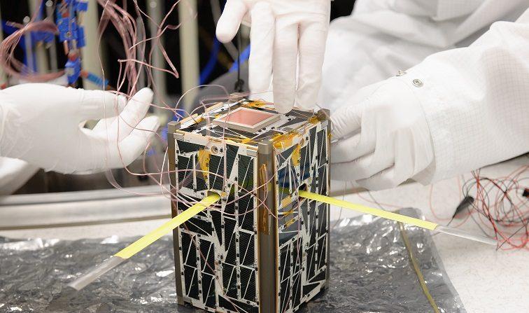 Mini satélites, entre la NASA y México. (Foto: www.nasa.gov)