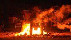 Europa marcha contra el dumping chino en el acero