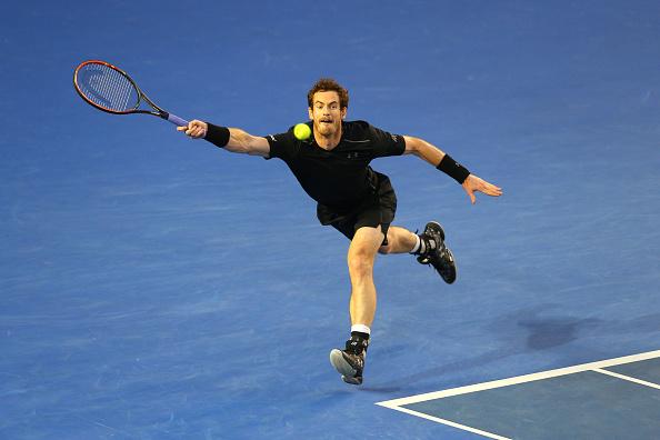 David Murray en el Australian Open 2016. (Graham Denholm/Getty Images)