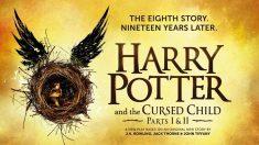 Nuevo libro de Harry Potter ya lidera las ventas antes de su publicación