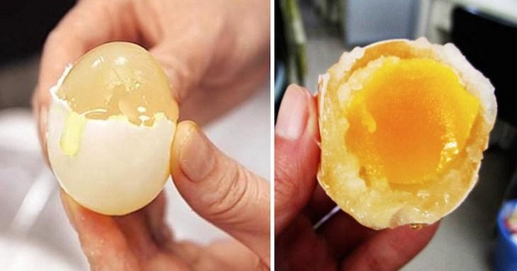 Así es cómo China fabrica los huevos falsos