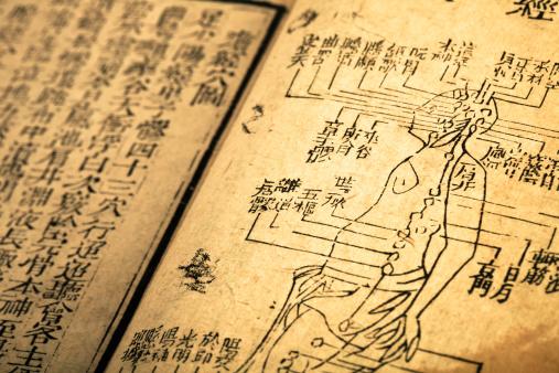 """La medicina china antigua observaba al cuerpo humano desde la óptica de su nivel de energía. Los antiguos médicos chinos han podido observar el mapa de canales de energía o """"Jing-Lo"""". (Foto: 4X-image/Getty Images)"""