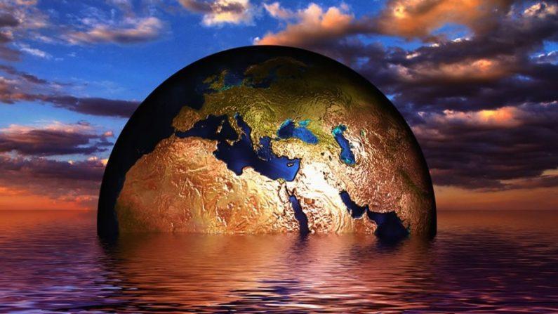País de Oceanía podría quedar sin habitantes a causa del cambio climático. (Foto: Pixabay / @Geralt)