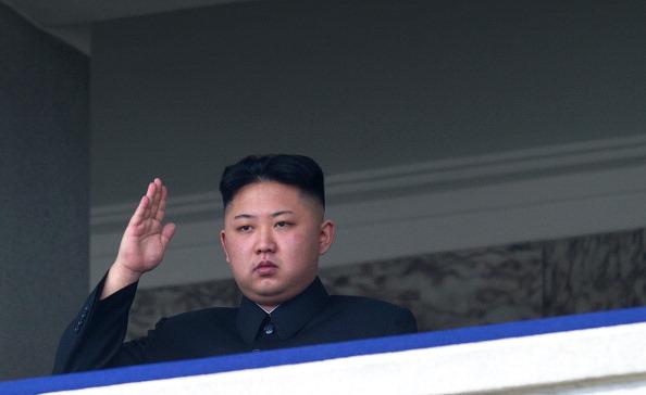 Kim Jong-Un (Foto: Ed Jones/AFP/GettyImages)