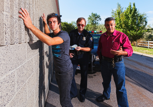 Los inmigrantes no cometen más delitos que los nacidos en EE.UU., según estudios. Foto: Terry J Alcorn,  Getty Images