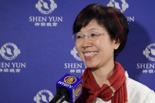 Shen Yun trae la Verdad Divina del amor