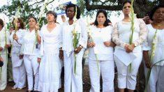 Obama promete a Damas de Blanco hablar sobre derechos humanos en proxima visita en Cuba