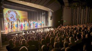 Shen Yun fue nominado por el público mexicano para las Lunas del Auditorio 2018