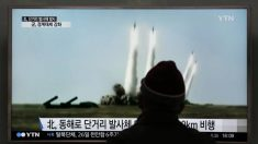 Noticias internacionales de hoy, lo más destacado: Corea del Norte lanzó dos misiles hacia el Mar del Japón (Mar del Este)