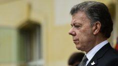 Premio Nobel de la Paz dan a Santos como tributo a colombianos