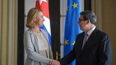 Apurada por Obama, la UE firma histórico acuerdo de diálogo político con Cuba