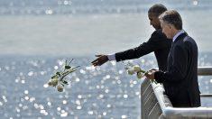 Obama en Argentina: Junto a Macri recordaron a las víctimas a 40 años del golpe de Estado