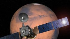 Este domingo ¡Marte, Tierra y Sol se alinearán perfectamente!