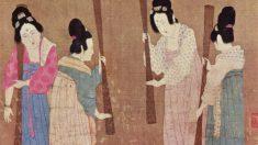 Sorprendentes métodos avanzados de baño y lavado de ropa de la antigua China