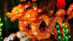 El lugar del dragón en la civilización china