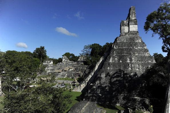 Erupción de volcán habría ocasionado disminución de población maya.   (Foto: JOHAN ORDONEZ/AFP/Getty Images)