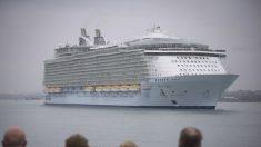 Llega a Puerto Rico el crucero más grande del mundo