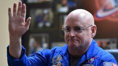 Scott Kelly creció 5 centímetros luego de ir al espacio