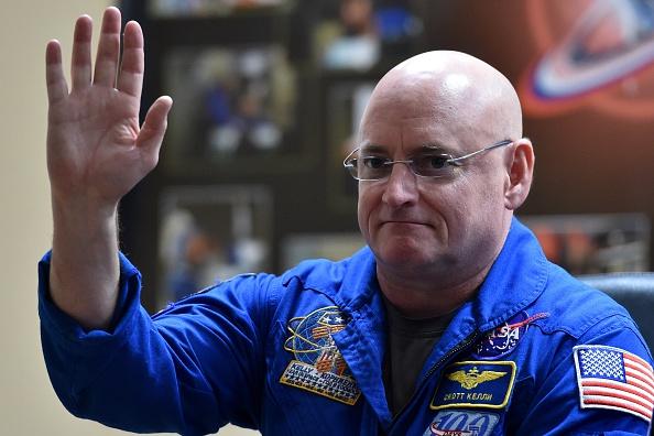 El astronauta Kelly creció 5 centímetros en menos de un año en el espacio. (Foto: KIRILL KUDRYAVTSEV/AFP/Getty Images)