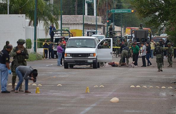 Suprema Corte de México ordena abrir expediente sobre matanzas de migrantes.  (Foto: RAUL LLAMAS/AFP/Getty Images)