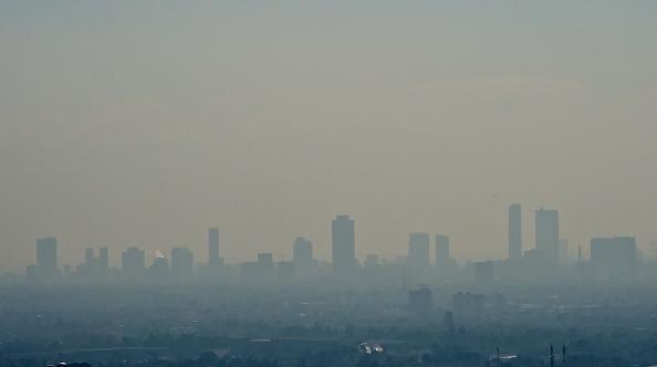 Emergencia ambiental en México expone insuficiencia de medidas de respuesta. (Foto: RONALDO SCHEMIDT/AFP/Getty Images)
