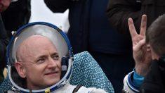 """Scott Kelly: """"Volver a la gravedad es más duro que salir de ella"""""""