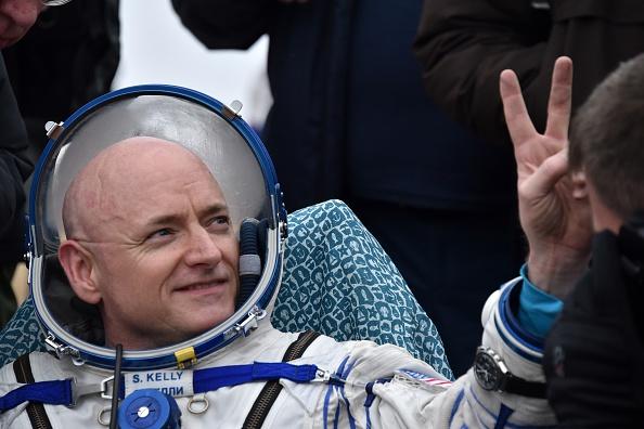 El reto del astronauta Kelly: volver a la gravedad tras un año en el espacio. (Foto: KIRILL KUDRYAVTSEV/AFP/Getty Images)