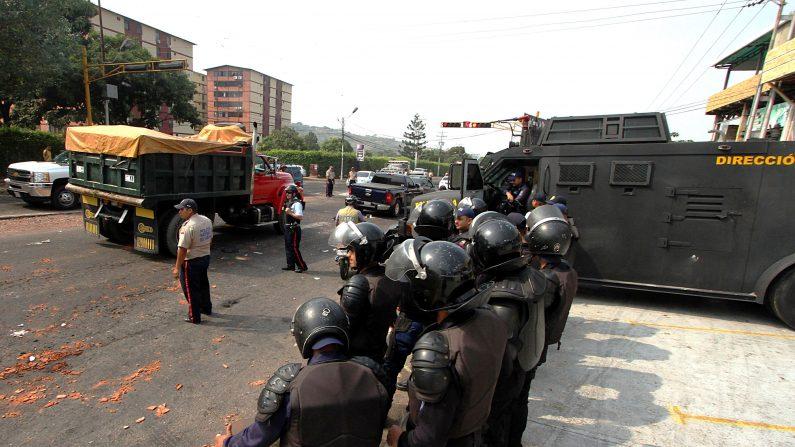 CIDH deplora las muertes violentas en tres centros de detención de Venezuela. (Foto: GEORGE CASTELLANO/AFP/Getty Images)
