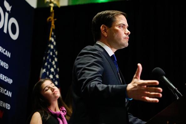Marco Rubio (Foto: Angel Valentin/Getty Images)