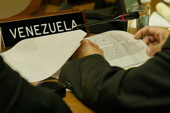 EEUU defiende sus sanciones a Venezuela ante retirada diplomático venezolano. (Foto: LUKE FRAZZA/AFP/Getty Images)