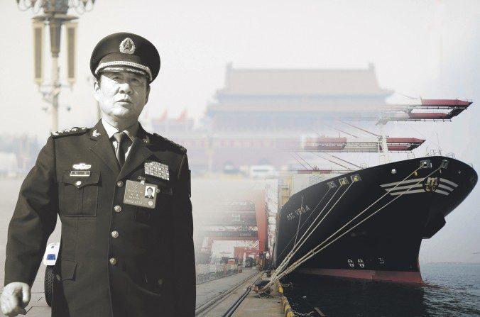 """Las """"dos sesiones"""" se enfocan en la economía y Liu Yuan. (Fotografía por Feng Li & STR/AFP/Getty Images con composición de La Gran Época)"""