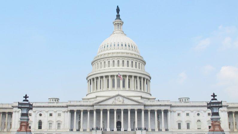 Capitolio en Washington D.C. Estados Unidos. (Getty Images)