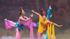 Danza clásica china, el arte que nace del alma