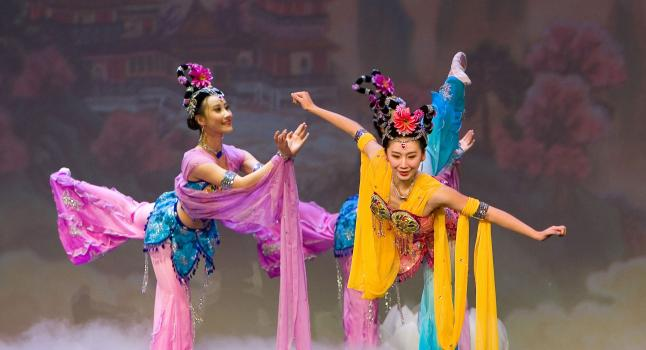 (Cortesía: Shen Yun Performing Arts)