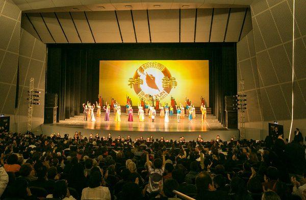 México despide a Shen Yun a sala llena en Puebla