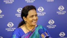 Integrantes de una fundación viajan de la India a Taiwán para ver Shen Yun