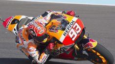 En Argentina Márquez logra la pole en el GP delante de Rossi y Lorenzo