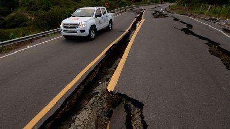 ¿Están relacionados los terremotos de Ecuador y Japón?