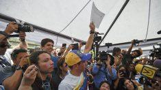 Venezuela: Se inicia el proceso de revisión de firmas de referendo revocatorio de Nicolás Maduro